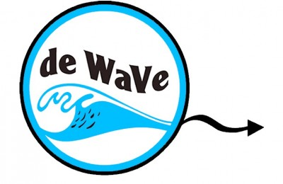 Cafe de Wave logo